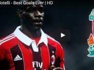 Những bàn thắng 'điên rồ' nhất của Balotelli