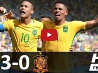 Trận cầu đáng nhớ: Brazil 3-0 Tây Ban Nha (chung kết Confeds Cup 2013)