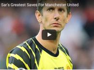 Edwin van der Sar - chứng nhân cho thời hoàng kim của Man Utd
