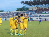 Quảng Nam FC 3-3 Sông Lam Nghệ An (Vòng 15 V-League 2017)