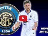 Tài năng đặc biệt của Milan Skriniar - Sampdoria
