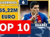 Top 10 thương vụ lãi nhất bóng đá thế giới