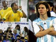 Vào ngày này |15.7| Messi lần đầu về nhì