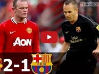 Trận cầu đáng nhớ: Man United 2-1 FC Barcelona (2011-12)