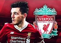 Andy Robertson, giải pháp cho hành lang trái của Liverpool?
