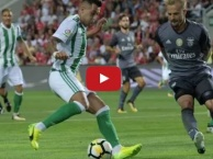 Highlights: Benfica 2-1 Real Betis (giao hữu)