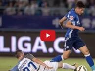 Highlights: Schalke 04 1-1 Inter Milan (giao hữu)