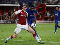 Highlights: Arsenal 0-3 Chelsea (Giao hữu)