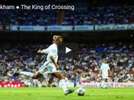 Những đường chuyền kinh điển nhất của David Beckham