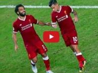 Sự nguy hiểm của Philippe Coutinho và Mohamed Salah trước Leicester