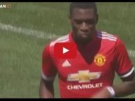 Timothy Fosu-Mensah chơi rất hay trước Real Madrid