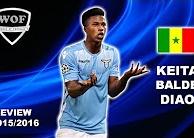 Keita Diao, sao mai đang HOT của Lazio