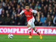 Coquelin - 'Chiến binh thép' của Arsenal