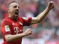 Ribery vẫn chạy tốt dù qua tuổi băm