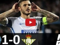 Highlights: Inter Milan 1-0 Real Betis (giao hữu)