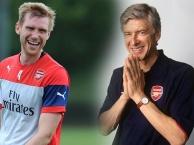 Choáng với sở thích 'độc' của Wenger