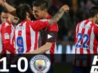 Highlights: Girona 1-0 Manchester City (giao hữu)