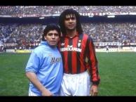 Màn so tài kinh điển của Maradona Vs Gullit 1990