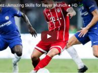Chuyển đến Bayern, James thể hiện ra sao?