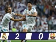 Marco Asensio chơi cực hay vs Barcelona (Siêu cúp lượt về)