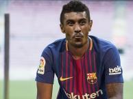 Cận cảnh màn ra mắt Barca của Paulinho