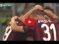Highlights: AC Milan 6-0 Shkendija (Europa League)