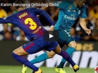Khả năng rê bóng quá đỉnh của Karim Benzema