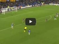 Wayne Rooney kiến tạo tinh tế cho Idrissa Gueye ghi bàn vs Hajduk