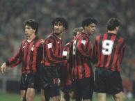 Đội hình vĩ đại nhất lịch sử AC Milan