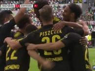 Highlights: Wolfsburg 0-3 Borussia Dortmund (Vòng 1 giải VĐQG Đức)