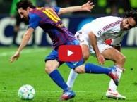 Những lần đụng độ thú vị của Lionel Messi và Alessandro Nesta