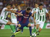Highlights: Barcelona 2-0 Real Betis (Vòng 1 La Liga 2017/18)