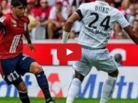 Highlights: Marseille 1-1 Angers (vòng 3 Ligue 1)