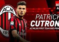 Patrick Cutrone, ngọc quý mới của AC Milan