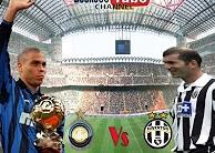 Ronaldo đối đầu Zidane ( Inter Milan vs Juventus 97/98)