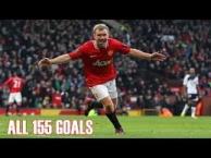 Tất cả 155 bàn thắng của Paul Scholes cho Quỷ đỏ