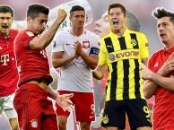 Vào ngày này  21.8  Lewandowski: Siêu tiền đạo của những kỷ lục