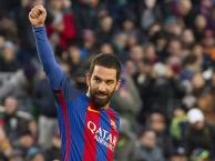 Arda Turan và những khoảnh khắc đáng nhớ tại Barca mùa trước