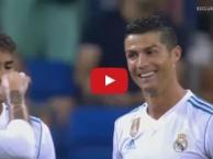 Màn trình diễn của Cristiano Ronaldo vs Fiorentina