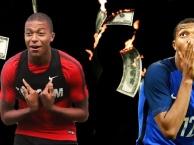 Vì Mbappé, đồng tiền trở nên điên loạn