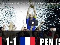 Tuyển Ý vô địch World Cup 2006
