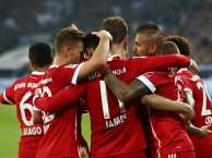 Highlights: Schalke 0-3 Bayern Munich (Vòng 5 Bundesliga)