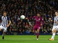 Highlights: West Brom 1-2 Man City (Vòng 3 Cúp Liên đoàn)