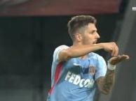 Bàn thắng tuyệt đẹp của Stevan Jovetic (Monaco) vs Lille