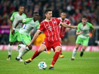 Highlights: Bayern Munich 2-2 Wolfsburg (Vòng 6 Bundesliga)