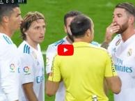 Phải chăng trọng tài La Liga đang chống lại Real Madrid?