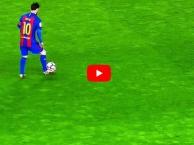 Top 15 bàn thắng không thể ngờ của Lionel Messi