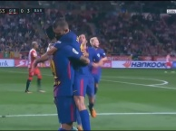 Highlights: Girona 0-3 Barcelona (Vòng 6 giải VĐQG Tây Ban Nha)
