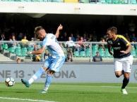 Highlights: Verona0-3 Lazio (Vòng 5 Serie A)