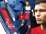 Kĩ năng phòng ngự tuyệt đỉnh của Thiago Silva